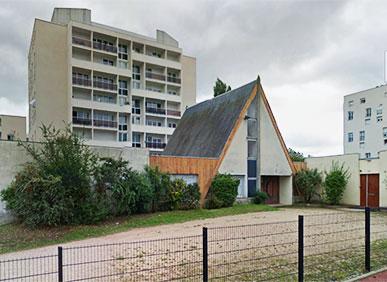 Centre oecuménique Orléans